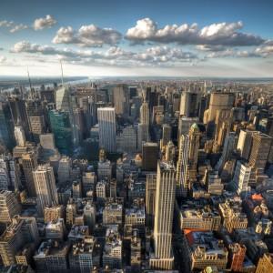 Midtown Skyline (CC BY) Greg Knapp