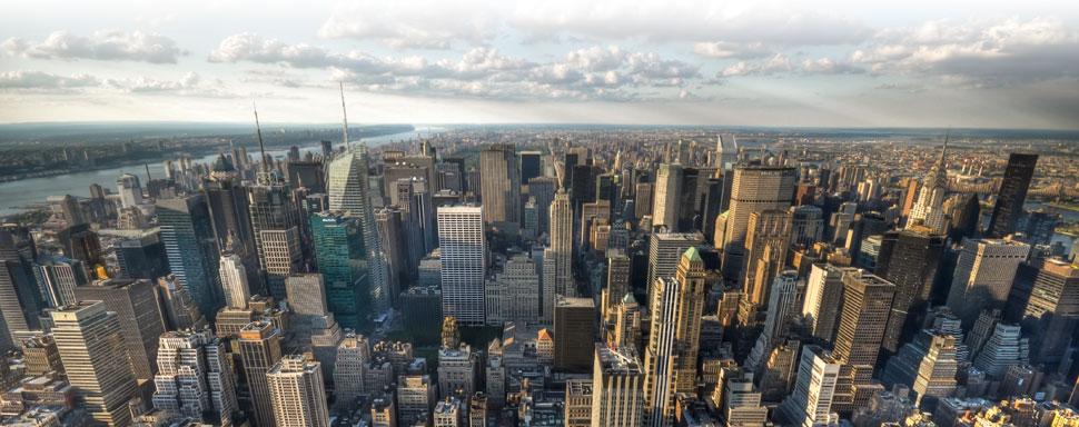 NYC Skyline (cc-by) Greg Knapp
