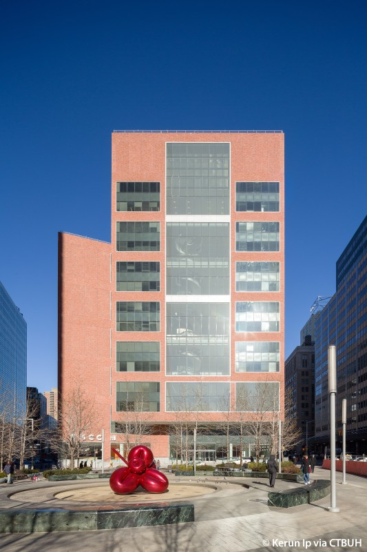 The Miles and Shirley Fiterman Hall