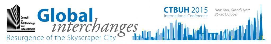 CTBUH Global Interchanges Conference Banner