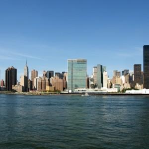 Manhattan from Queens © CTBUH / Marshall Gerometta