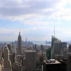 Skyline From Top of the Rock (c) Aric Austermann