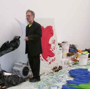 Artist Don Martiny